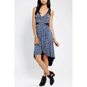 Ecote High/Low Lace Dress